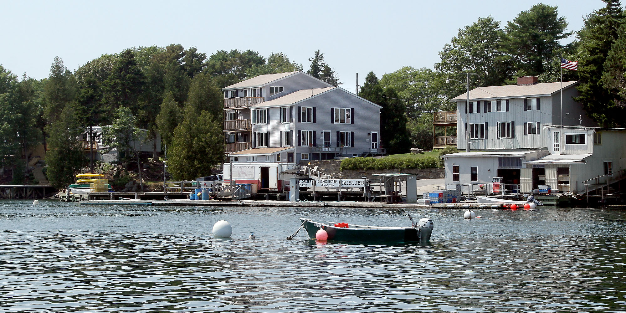 Gulls Nest - Quahog Bay Inn - 9905 660x269